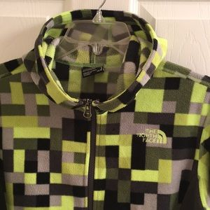 The North Face Fleece Jacket for Boys
